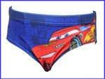 Officiel Disney Pixar Cars Design-Garçons de bain pour femme Tailles (Choisir de 2-6ans) Bleu ou rouge 63331 2 ans rouge - Rouge