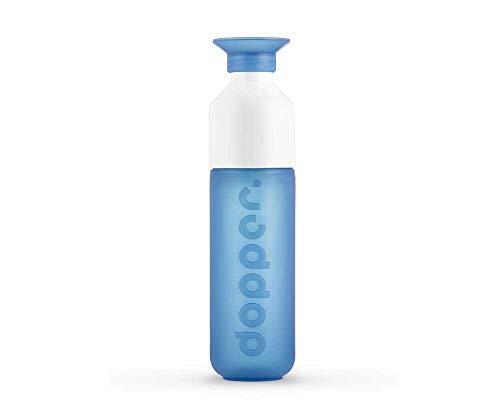 Dopper - Trinkflasche mit aufschraubbarem Trinkbecher