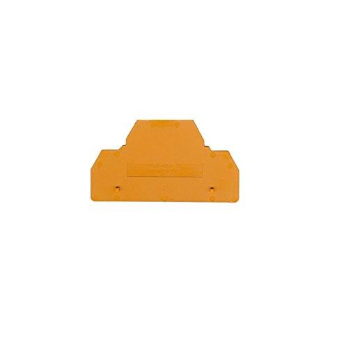 Abschlussplatte Industrie Verpackungseinheit ZAP/TW ZDK2.5 OR Weidmüller Inhalt: 20 St.