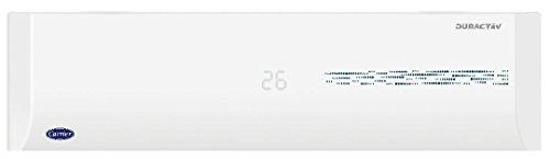 Carrier 1.5 Ton 1 Star (2018) Duractiv CACS18DA3R5 Split AC (White)