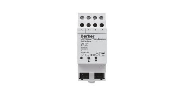 Berker 16701 Universal-Tastdimmer REG P: Amazon.de: Baumarkt