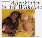 Affenkinder in der Wilhelma
