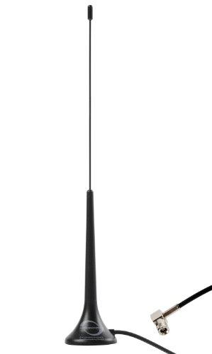 Antennentechnik Bad Blankenburg 4403.80 Magnethaftantenne (BIII/L- Band, DAB/DAB+)