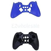 SLB Works Brand New 2x Game Controller Case Cover Pouch Skin Sleeve For Nintendo WII U Gamepad