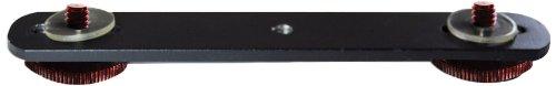 Rotolight RL48-2BAR Adapterschiene mit 2x Gewindeschrauben (1/4 Zoll) Arm-double-stud