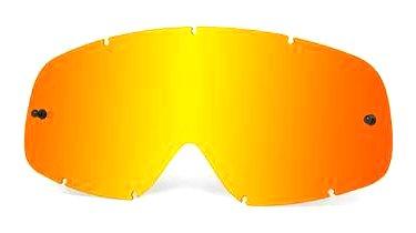 Oakley MX Lexan Lens O Frame/Pro Frame Fire Iridium