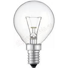 Orbitec 18873. Spezial Glühlampe für Ofen. 300ºC. 240v 40w e14.