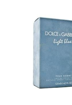 D&G Dolce & Gabbana Light Blue pour Homme Eau de Toilette 125 ml (Eau Toilette De Light Blue)