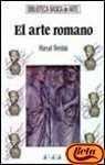 Arte romano,el por M. Bendala epub