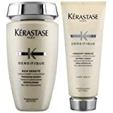 Kerastase Densifique Duo Set: Bain Densite Bodifying Shampoo and Conditioner