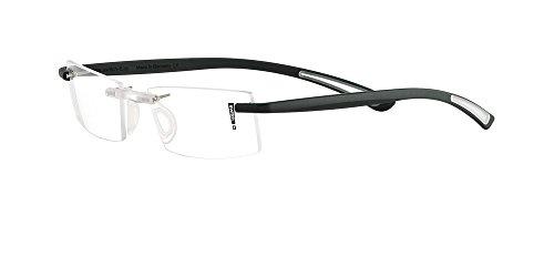 Switch it! Combi 536 Brille Montur Wechselbrille (transparenter Nasensteg)