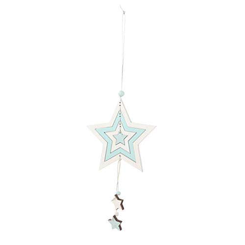 21K50oEBLyL. SS500  - Y56 Christmas Wooden Four-Layer Hollow Pendant Creative Cute Hanging Pendant