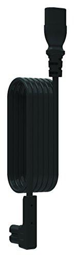 07e6866ecce Flexson FLXP1X3M1021EU 3m Negro - Cable (3 m