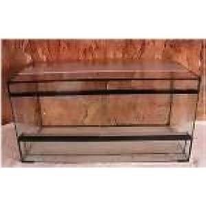 Terrarium mit Schiebetür 100x50x50 cm