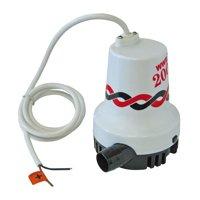 Marine Tauchpumpe Wasserpumpe Pumpe 2000GPH 12V/DC Boot