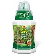 COMPO Bonsaidünger, Blumendünger mit spezieller Wirkformel für alle Zimmer- und Gartenbonsai, 250 ml