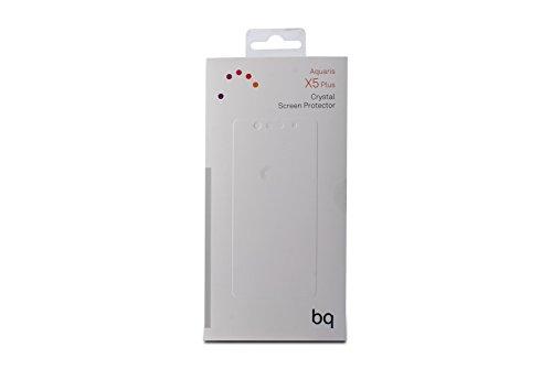 BQ BXBQ700 - Protector de cristal para Aquaris X5 Plus