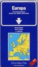 Kümmerly & Frey Karten, Europa (International Road Map) - K Ummerly
