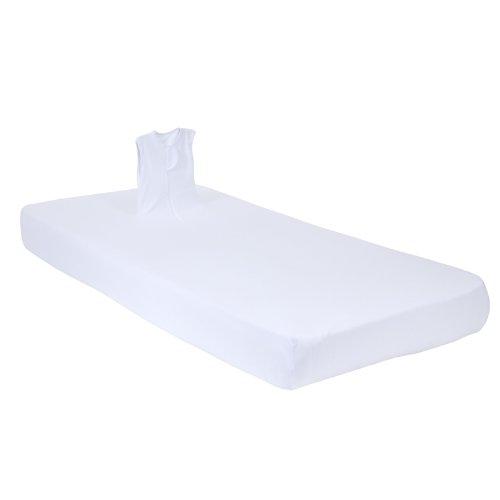 Bolín Bolón 1430808019290 - Sabana de seguridad ajustable, 200 x 90 x 25 cm, color blanco