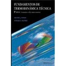 Fundamentos de termodinámica técnica (2 ED.)