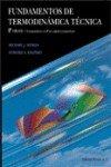 Fundamentos de termodinámica técnica (2 ED.) por Michael. J. Moran