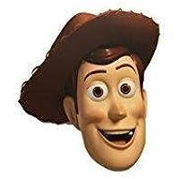 10 x oficial de Disney Toy Story – Woody diversión fiesta de cartón máscara 2e463f7e256