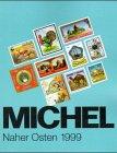 Michel Übersee-Katalog, Bd.10, Naher Osten 1999