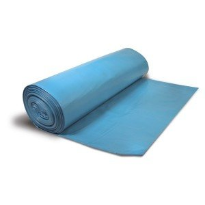 Bolsa Basura Azul (60x90 cm G130 (CAJA 50 ROLLOS DE 10 UDS))