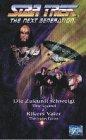 Star Trek - The Next Generation 20: Die Zukunft schweigt/Rikers Vater [VHS]
