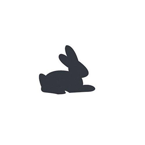 HEYDA Motiv-Locher Hase, groß, Farbe: blau