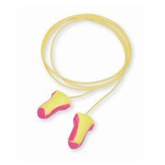 Price comparison product image Howard Leight Laser Lite Corded Earplugs x 10 Pairs by Honeywell