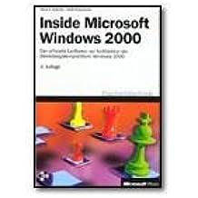 Inside Microsoft Windows 2000, m. CD-ROM