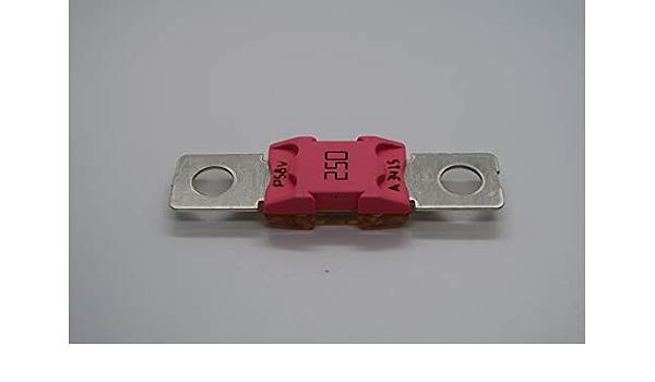 Sicherung Mega Fuse 250 A 58 V Für System 48 V Beleuchtung
