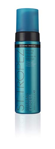St.Tropez Self Tan Express Bronzing Mousse, 200ml - Tan-farbton