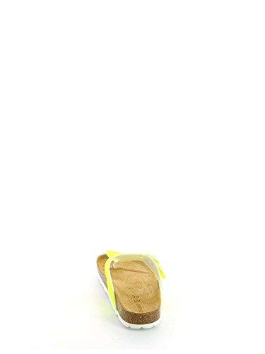 Grunland CB0025 Infradito Donna Giallo