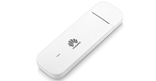 Huawei Unlocked E3372-153 LTE/4G 150 Mbps USB Dongle (White) - Serial Port Version (PPP) for use in Router systems/Raspberry Pi (Non-HiLink) Full Linux - Usb-4g-lte-modem
