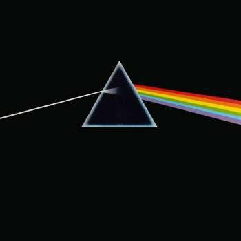 DARK SIDE OF THE MOON LP (VINYL) UK HARVEST 1973
