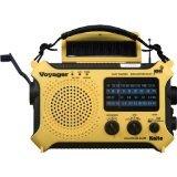 Kaito KA500 5-way Powered Emergency AM/FM/SW Weather Alert Radio Yellow