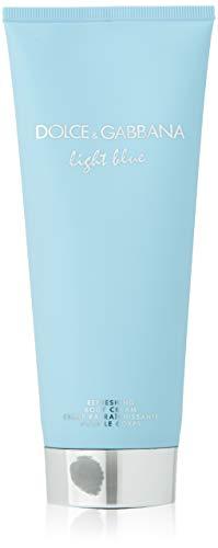 Blue Lotion (Dolce & Gabbana Light Blue femme/ woman, Bodycream, 200 ml, 1er Pack, (1x 1 Stück))