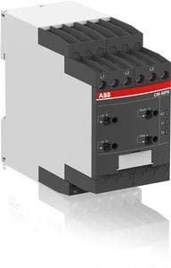 ABB-ENTRELEC CM-MPN 72P - RELE CONTROL TRIFASICO CM-MPN  72 POLOS 2 CON C RESORTE