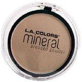 L.A. Colors Mineral Pressed Powder MP305 Natural Beige