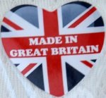 British Made Mens Vintage Traditional Underwear Elastic Waist Long Johns Pants