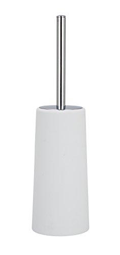 Wenko 19480100, porta scopino wc cromato