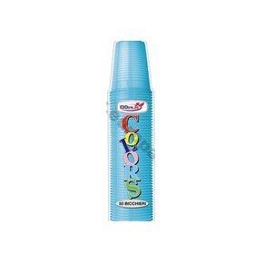 Dopla - Gobelet à usage unique - 100 pièces - Art 02544 turquoise