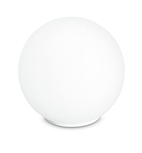 F.A.N. EUROPE Lighting I-LAMPD/L15 BCO E14 40W Bianco lampada da tavolo