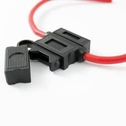 Preisvergleich Produktbild Sicherungshalter 6mm² für Standard-Flachsicherung