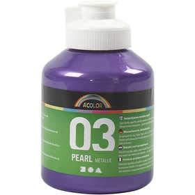 A-color Acrylfarbe, violett, 03-...