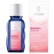 WELEDA Mandel Wohltuendes Gesichtsöl für die Pflege sensibler Haut (1 x 50 ml)