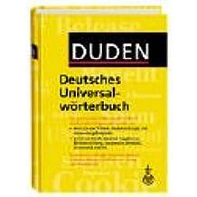 Duden Deutsches Universal-Worterbuch