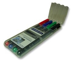 supreme-optimised STAEDTLER – 313 WP4 – Superfine Lumocolor Stifte (4 Wallet) – 4 Stück – -